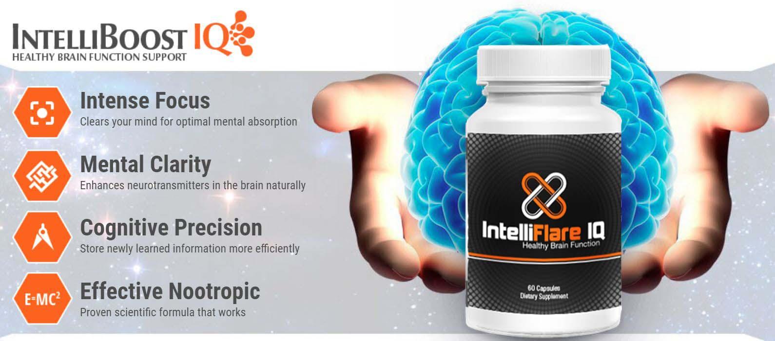 InteliFlare IQ Brain