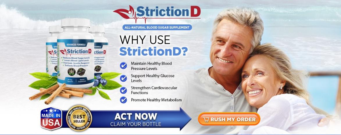 strictiond blood sugar