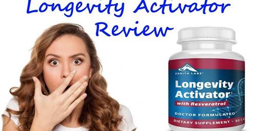 Longevity Activator 1