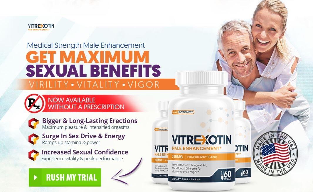 Vitrexotin RX 1