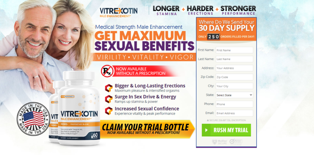 Vitrexotin RX