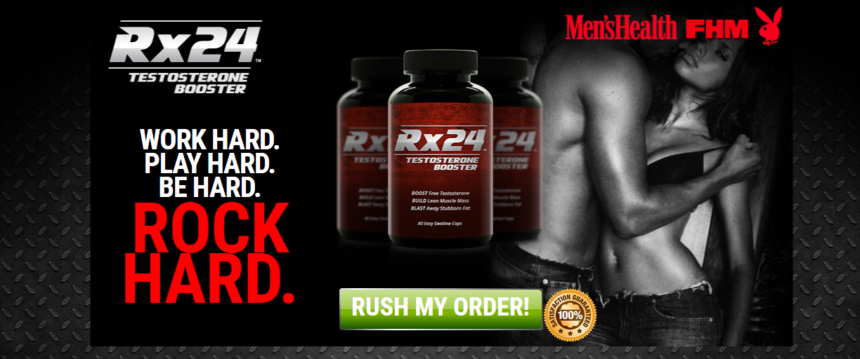 Rx24 Testosterone