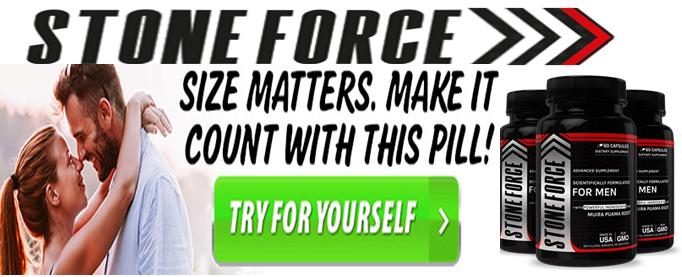 StoneForce Male Enhancement