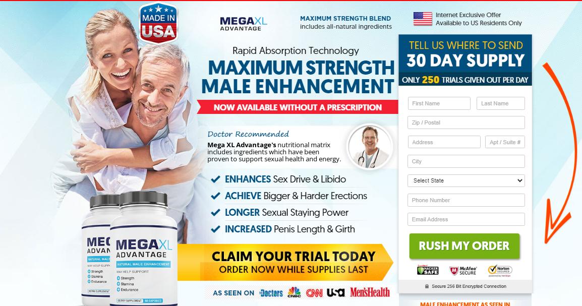 Mega XL Advantage